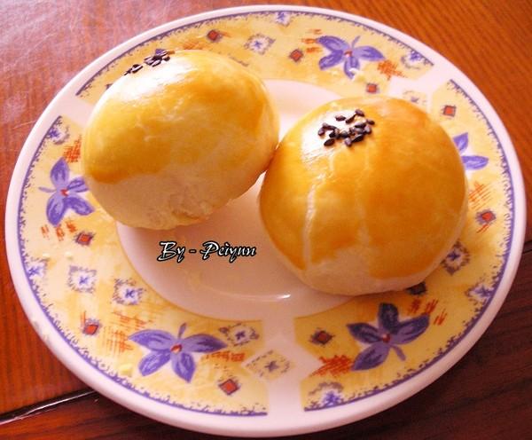 2007.09.22 中秋月餅-蛋黃酥