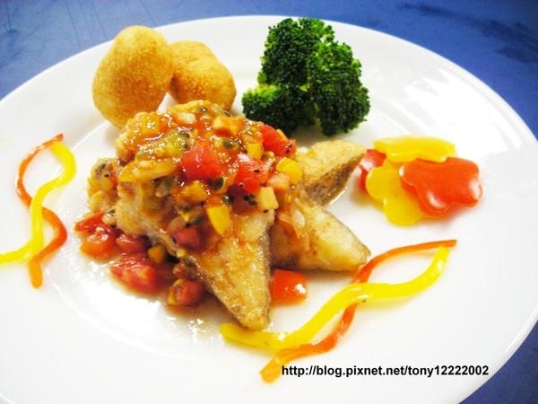 2007.09.30主菜3(S)廚藝競賽作品