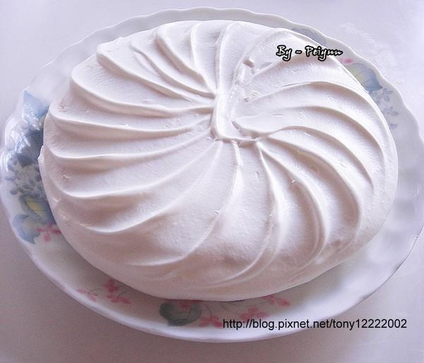 2008.01.01 草莓海綿蛋糕(半成品)
