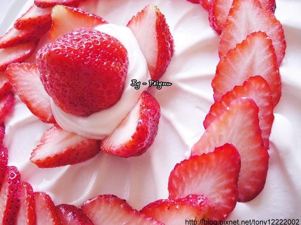 2008.01.01 草莓海綿蛋糕(成品)4