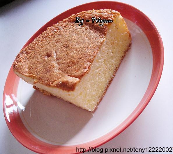 2008.01.21 乳沫類蛋糕-海綿蛋糕(成品).jpg