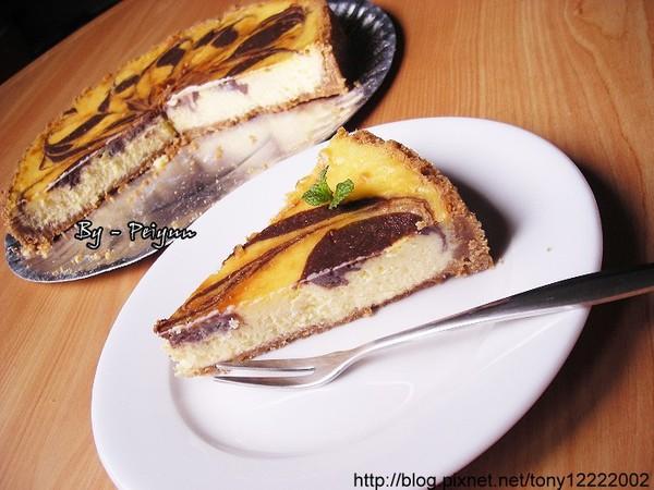 2008.01.27 大理石紋乳酪蛋糕(成品)