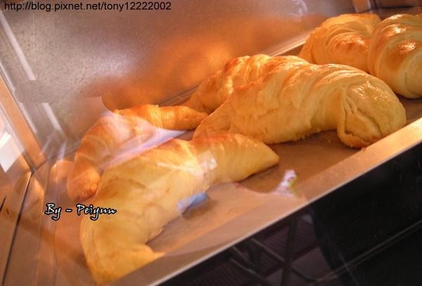 2008.01.28 可頌Croissant(過程)