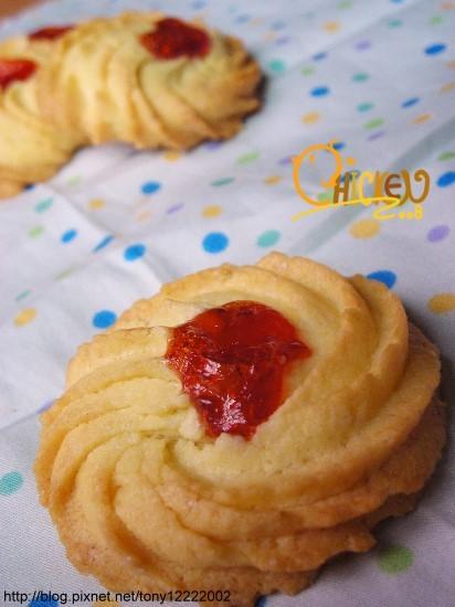 2008.06.15 草莓果醬奶酥餅乾(成品).jpg