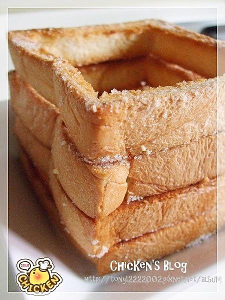 2010.07.22 小雞蜜糖吐司-香蕉奶油12.jpg