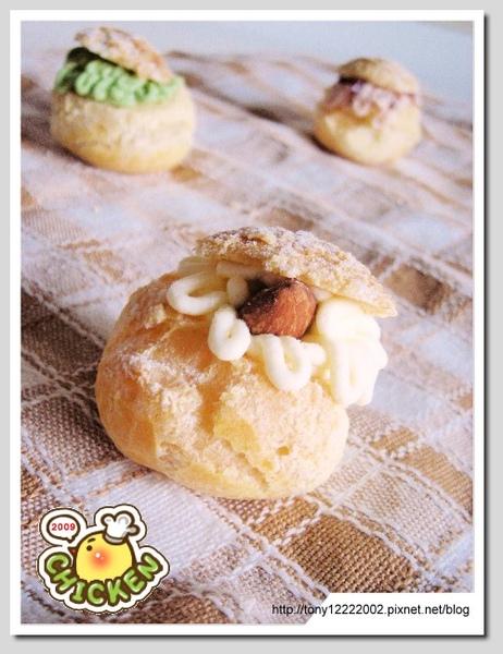 2009.01.11 三味菠蘿小泡芙1.jpg