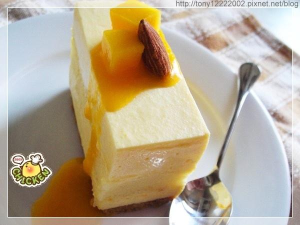 2009.05.30 芒果幕斯蛋糕.jpg