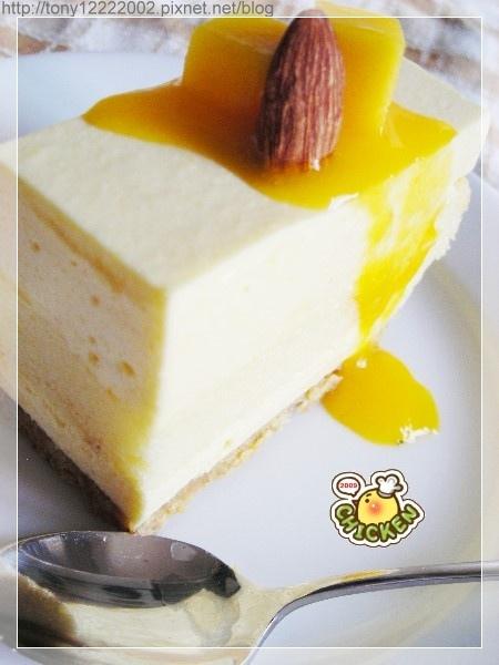 2009.05.30 芒果幕斯蛋糕3.jpg