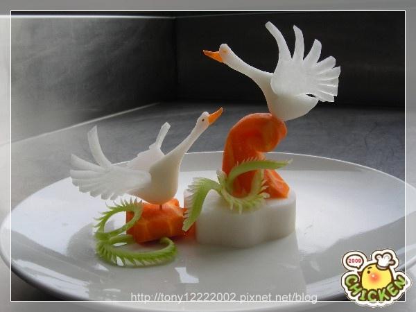 2009.12.01 白蘿蔔-白鵝2.jpg