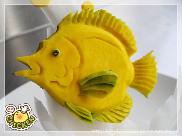 2009.12.22 南瓜-熱帶魚2.jpg