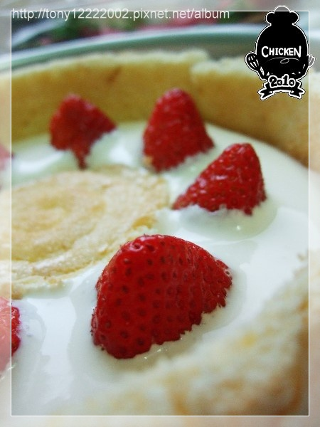 2010.01.02 Strawberry vanilla mousse with ladyfingers cake2.jpg