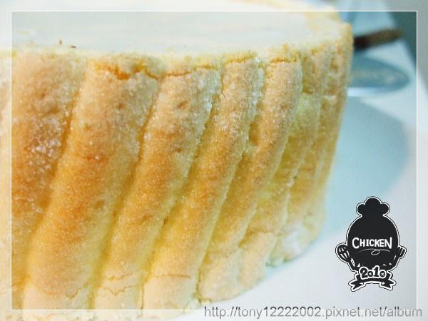 2010.01.02 Strawberry vanilla mousse with ladyfingers cake3.jpg