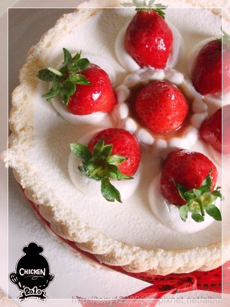 2010.01.02 Strawberry vanilla mousse with ladyfingers cake8.jpg