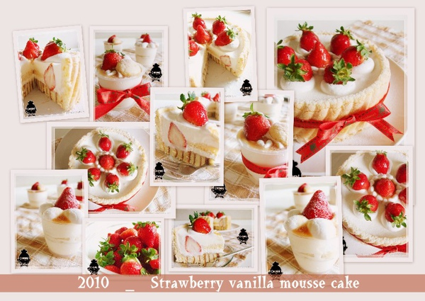 2010.01.02 Strawberry vanilla mousse with ladyfingers cake18.jpg