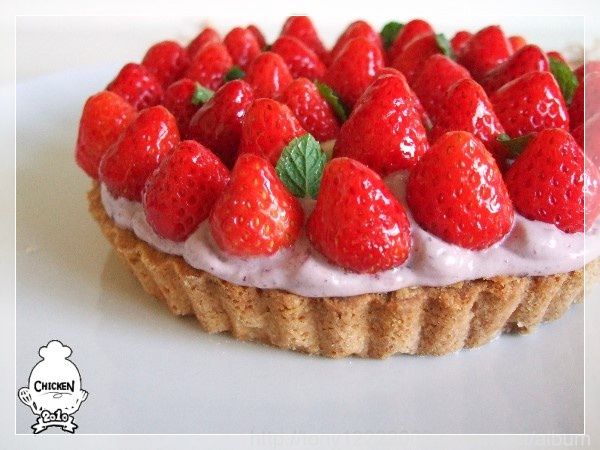 2010.01.17 Strawberry tart.jpg
