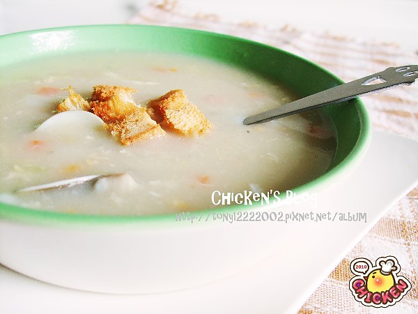2010.07.28 Calm chowder.jpg