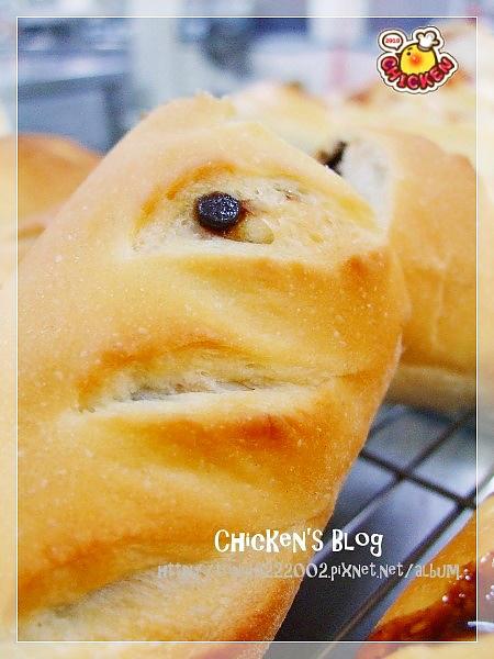 2010.09.04 巧克力法國麵包