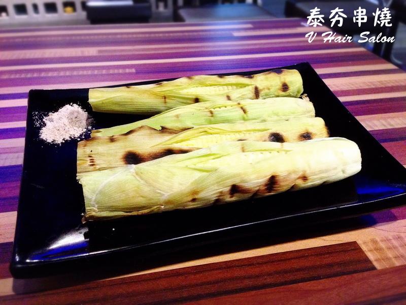 A19 鮮烤玉米筍