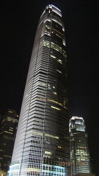 好像是香港最高樓?