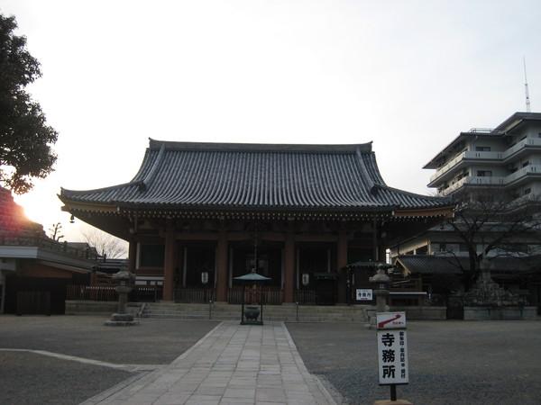 壬生寺大殿