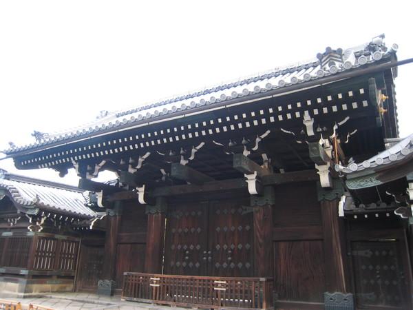 不得其門而入的西本願寺