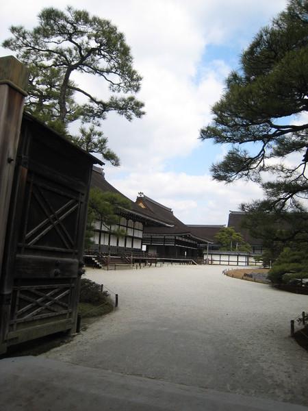 京都御所一景