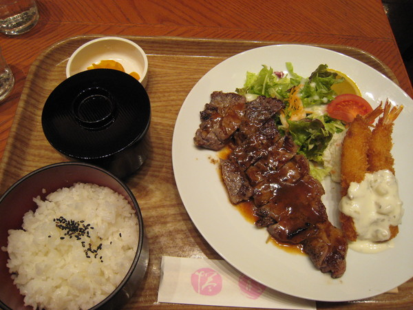 tonya妹的晚餐