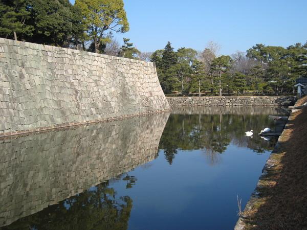 二条城護城河