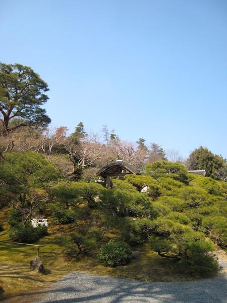 大河內山莊庭園