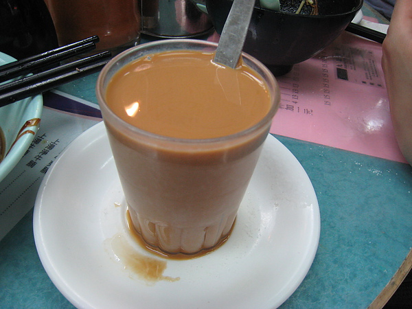 奶茶還是鴛鴦奶茶?