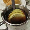 澳門茶餐廳的薑檸樂