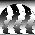 眾多的臉_光的課程「圖形與密碼」