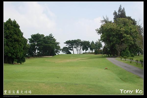 豐原高爾夫球場  IN  第4洞  PAR3  130碼 .JPG