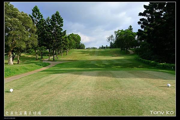 老淡水高爾夫球場-IN 第16洞  PAR4  364碼  難度6.JPG