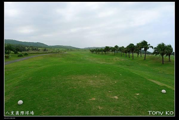 八里國際高爾夫高爾夫球場-OUT 第4洞  PAR4  345碼  難度15.JPG