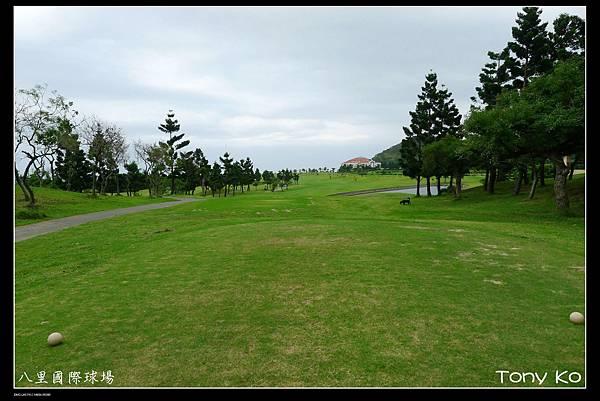 八里國際高爾夫高爾夫球場-IN  第13洞  PAR5  485碼  難度4.JPG