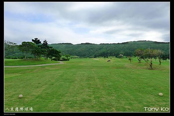 八里國際高爾夫高爾夫球場-IN  第14洞  PAR4  370碼  難度6.JPG