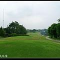 台南高爾夫球場 IN 第18洞 PAR5 455碼 難度16.JPG