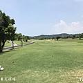 幸福高爾夫球場 東區 第8洞 PAR5  545碼  難度4.JPG