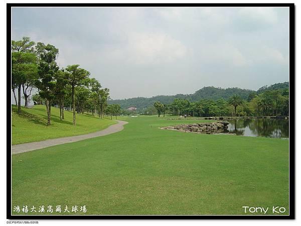 大溪高爾夫俱樂部-東區(翠鳥區) 第4洞  PAR4   449碼  難度-3.JPG