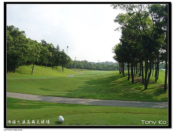 大溪高爾夫俱樂部-西區(畫眉區) 第9洞  PAR4   345碼  難度-4.jpg