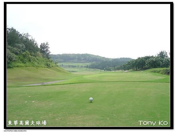 東華高爾夫球場 IN 第12洞 PAR5 515碼  難度6.JPG