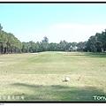 空軍清泉崗(CCK)高爾夫球場 Out 第4洞 Par3  229碼.JPG