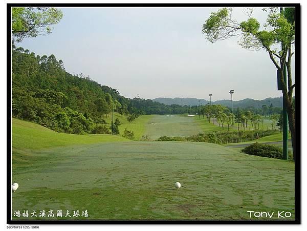 大溪高爾夫俱樂部-西區(畫眉區) 第4洞  PAR4   419碼  難度-1.JPG