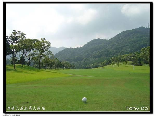 大溪高爾夫俱樂部-東區(翠鳥區) 第3洞  PAR4   397碼  難度-1.JPG