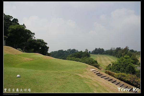 豐原高爾夫球場  IN  第3洞  PAR4  450碼 .JPG