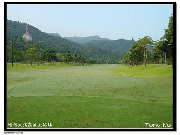 大溪高爾夫俱樂部-西區(畫眉區) 第2洞  PAR4   330碼  難度-9.JPG