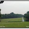新竹新豐高爾夫球場 東區 第1洞 PAR4 379碼.JPG