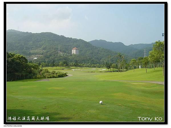 大溪高爾夫俱樂部-西區(畫眉區) 第7洞  PAR4   348碼  難度-4.JPG