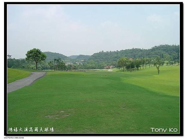 大溪高爾夫俱樂部-東區(翠鳥區) 第7洞  PAR4   386碼  難度-2.JPG